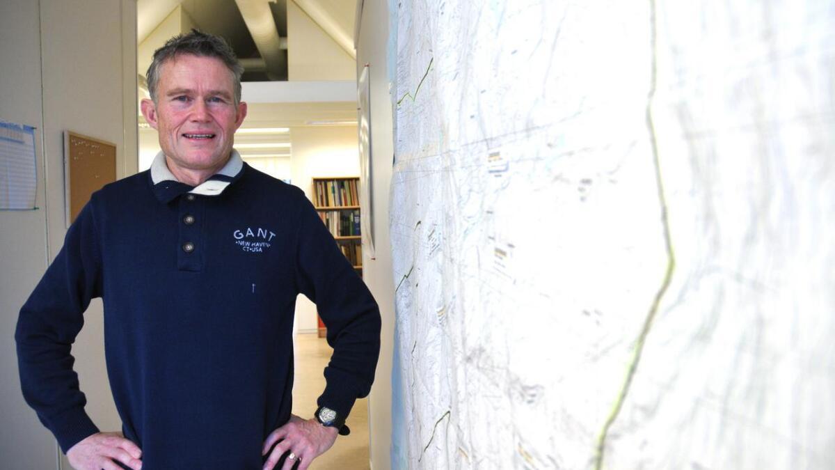 Jordskifteleiar Oddmund Roalkvam seier rapporten frå domstolskommisjonen blei om lag slik han hadde trudd på førehand.