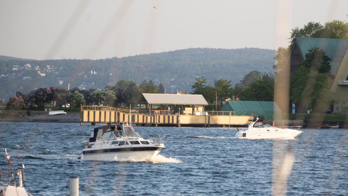 Illustrasjonsfoto fra havna Kongen i Oslo.