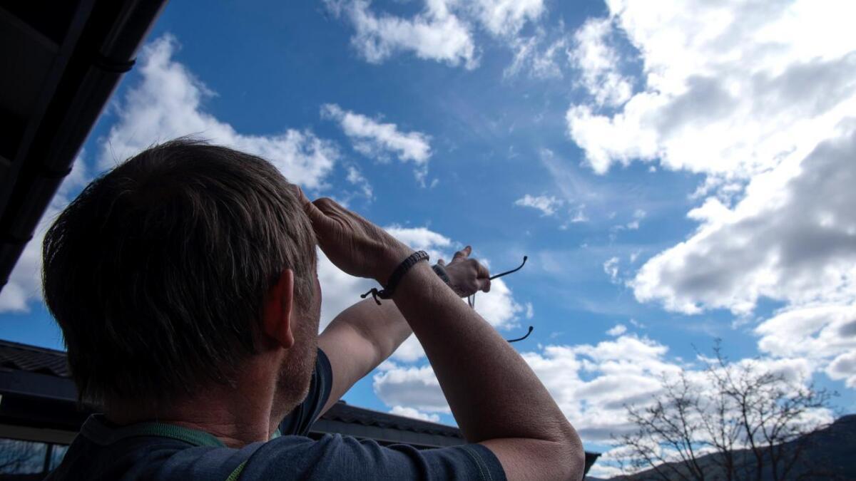 Asle Børtnes frå Gol har vore interessert i fly så lenge han kan hugse. Interessa vart ikkje mindre då han fann appen flight24 som syner kva fly som er i lufta over heile verda.