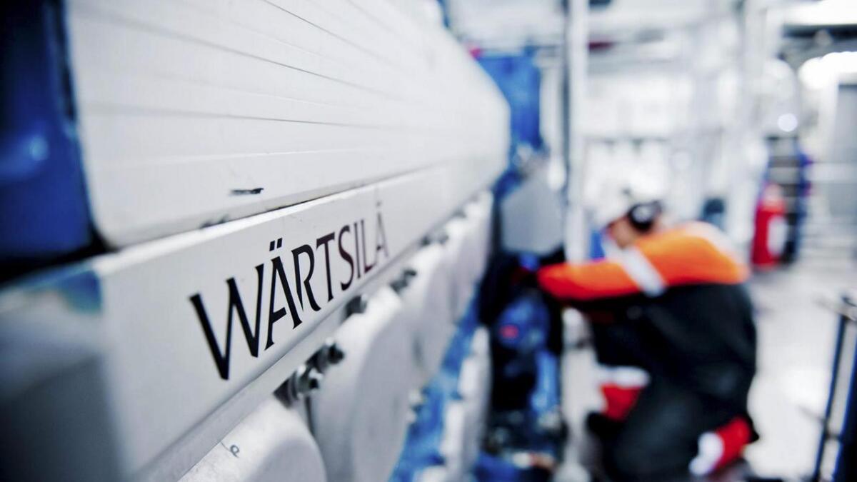 Wärtsilä-selskapa i Noreg blir slått saman til eitt. Hovudkontoret skal framleis liggja på Rubbestadneset
