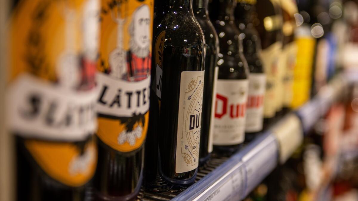 Vil ha sterkare øl i butikkane