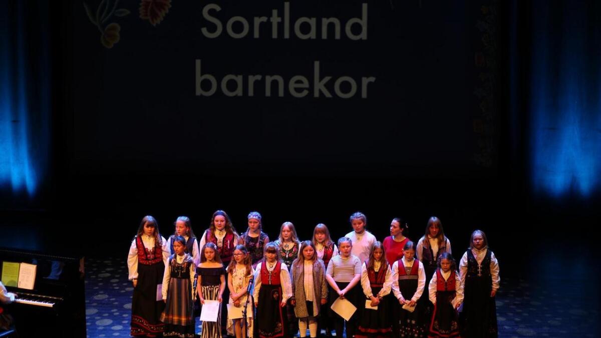 Sortland Barnekor