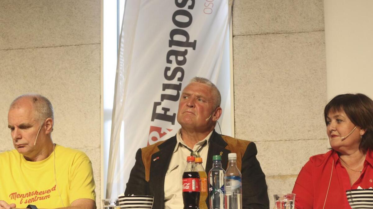Harald Lekven vil ikkje lenger bli varaordførar for Sp.