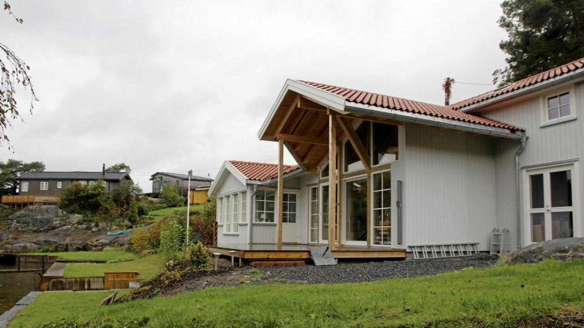 Eieren av hytta i Ulesund har fått en livline av kommunen.