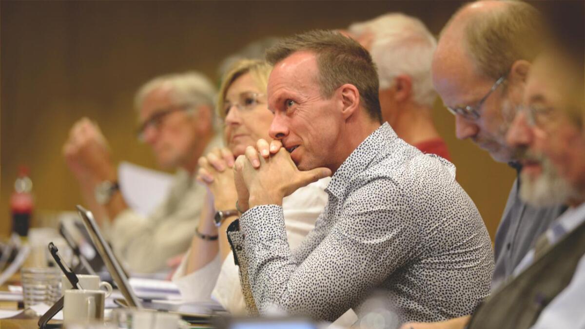 Venstre-politiker er ansatt i rådmannens stab i Arendal kommune.