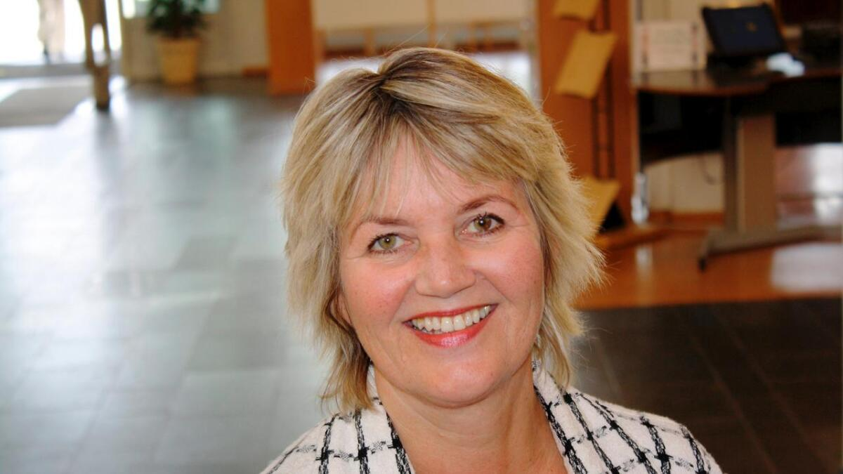 Eks-kultursjef i Arendal Kommune, Kristin Lundby.
