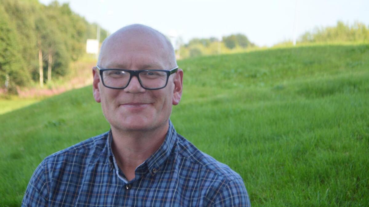 Åge Rusten, ordførerkandidat Hadsel AP.