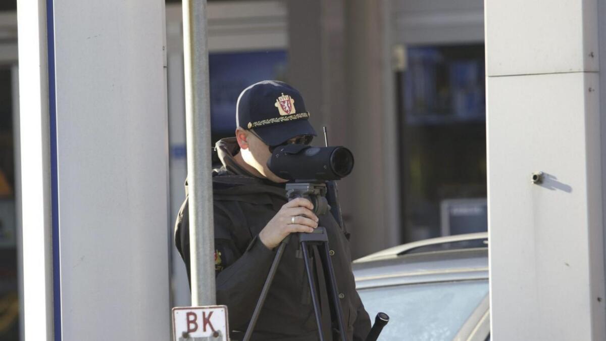 Politiet målte 19-åringen til 112 km/t i ei 50-sone.