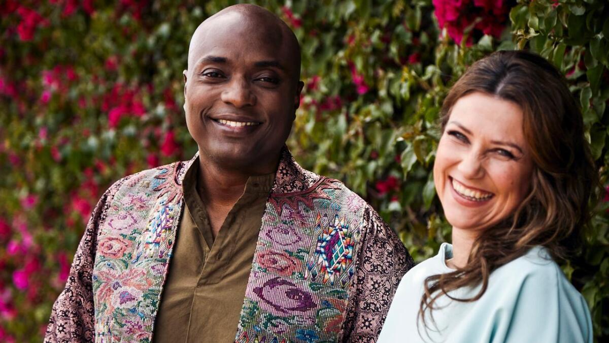 Prinsesse Märtha Louise bekreftet på Instagram søndag at hun har funnet kjærligheten med sjamanen Durek Verrett.