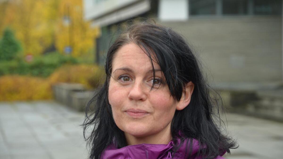 Hilde Hildal Hauglid (SV).