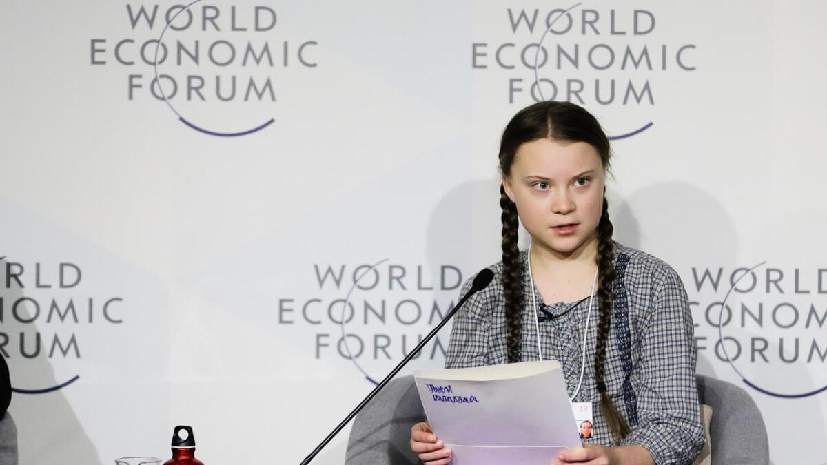 Tenåringen Greta Thunberg er blitt invitert til å tale fra noen av verdens mest prestisjetunge talerstoler. Men hvor ansvarlig er det å gjøre et barn til et revolusjonært ikon?