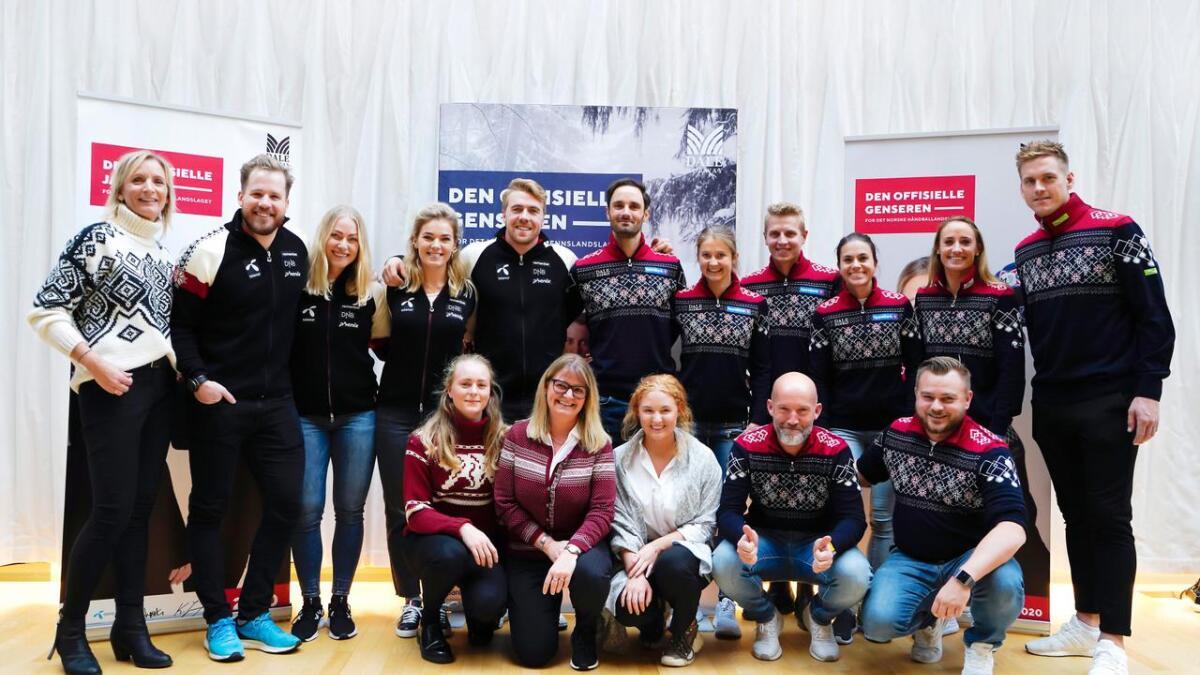 Den offisielle VM genseren 2019 fra Dale Norway lanseres