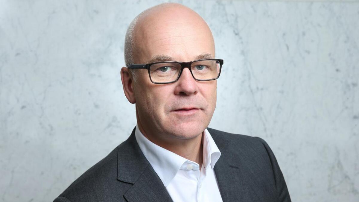 Thor Gjermund Eriksen (bildet) og Marius Lillelien skriver om de nye distriktene.