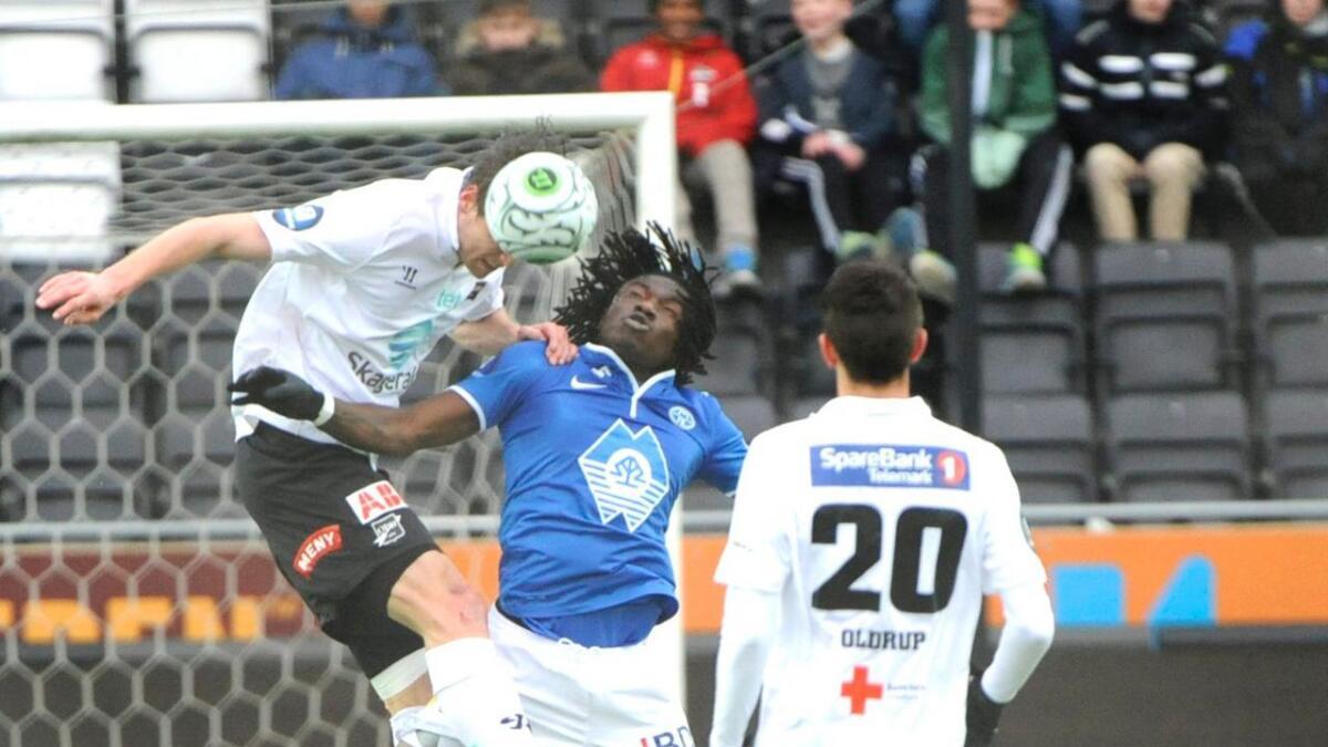 Odd har allerede slått Molde én gang i år, men stiller som underdog i finalen: 42–58. 8