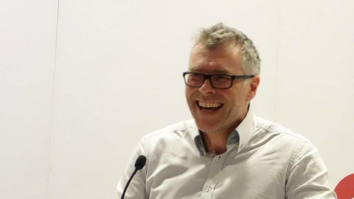 Bykleordfører Jon Rolf Næss