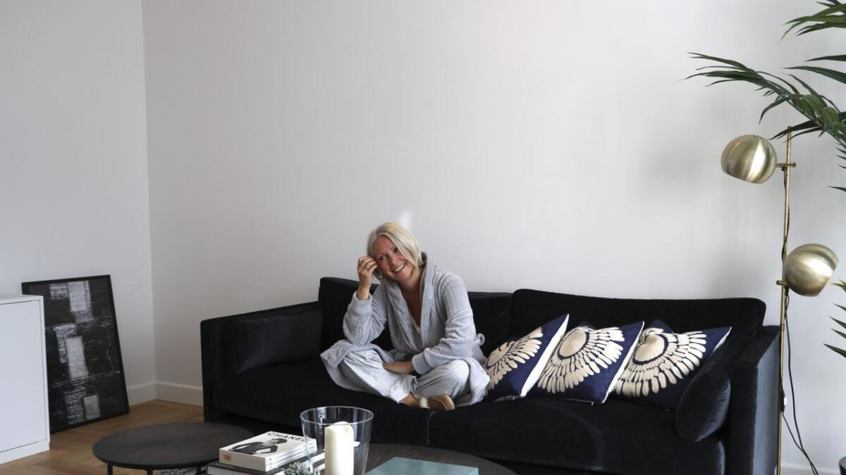 Tove Grane, skaparen av We Norwegians, er stolt over det å vera norsk og «det norske» når ho representerer merket internasjonalt.