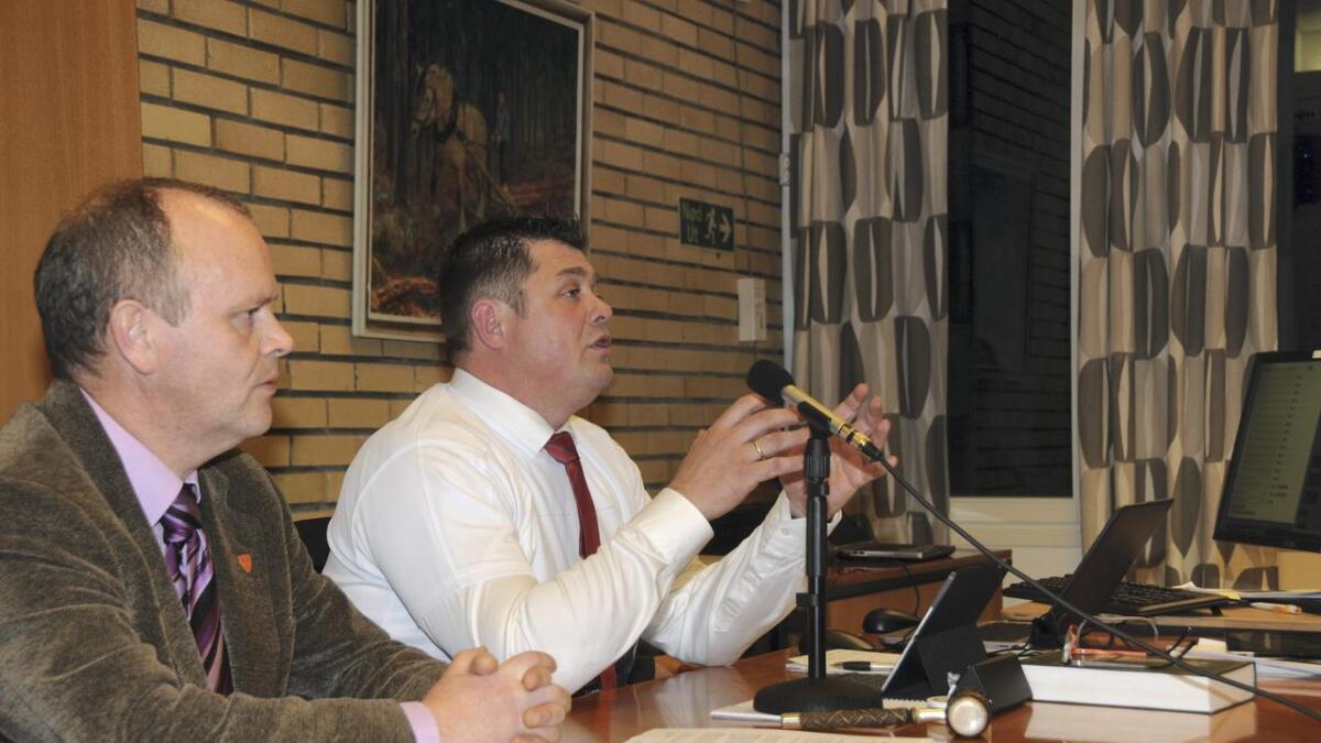 Ordførar Halvor Homme og formannskapet har uttrykt bekymring til rådmannen.