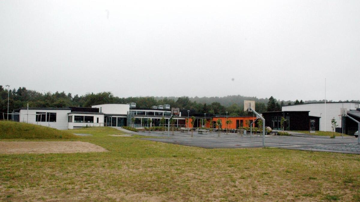 Luftmålingene foretas i Holtaområdet, hvor også byens ungdomsskole ligger
