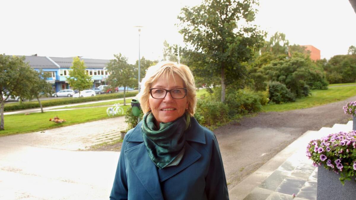 Ordfører Tove Mette Bjørkmo (Ap) ser for seg et fortsatt rød-grønt samarbeid etter valget.