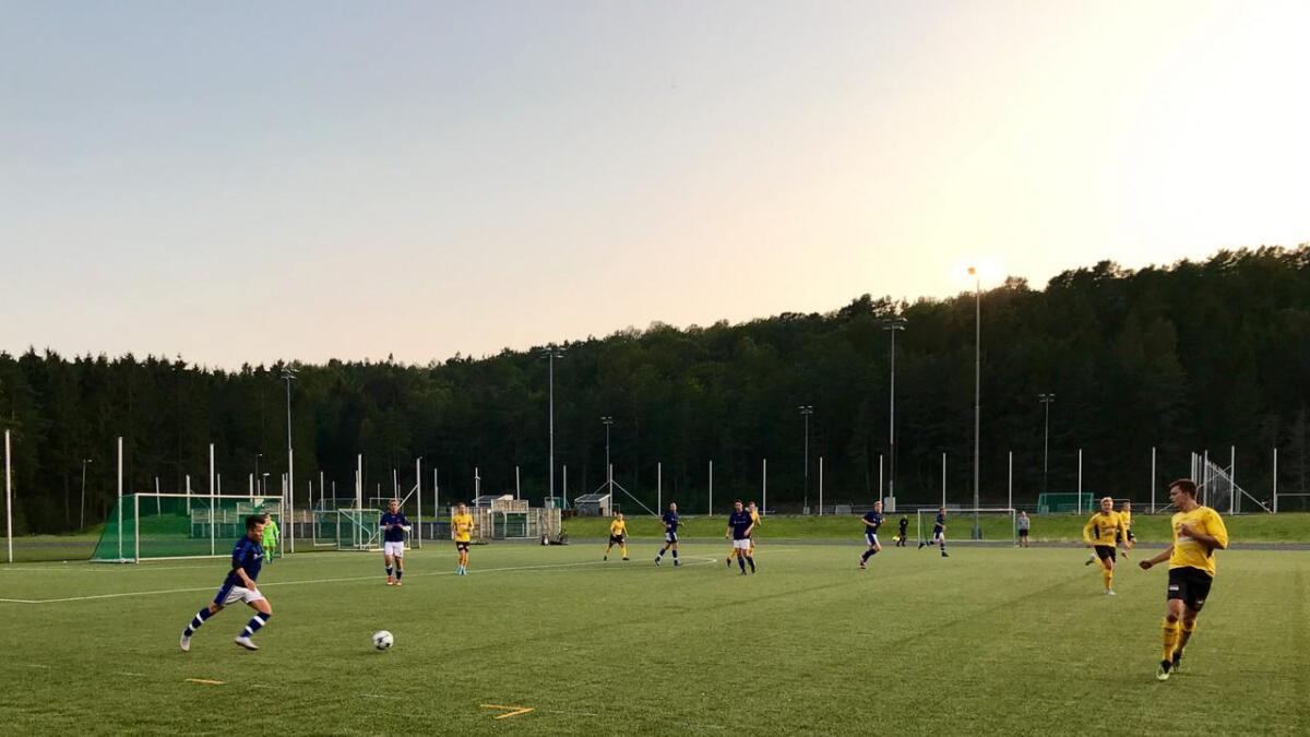Lillesand Fotball vant fortjent mot Rygene mandag. Laget er ubeseiret på hjemmebane og ligger på fjerdeplass i 5. divisjon.