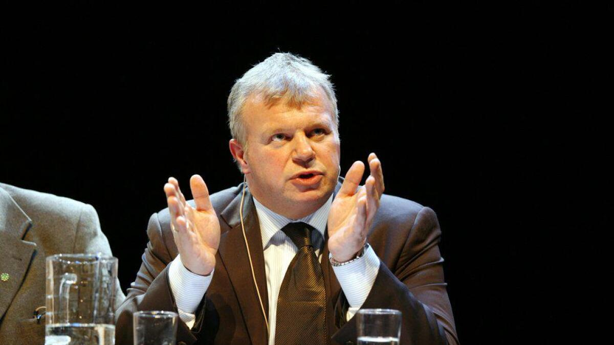 Sjukestugu er trygg, forsikra Bjarne Håkon Hanssen.