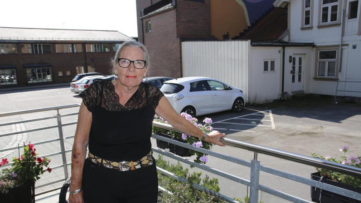 Vera Rognstad sier hun har kjempet for en bedring i fire år, uten å bli hørt.