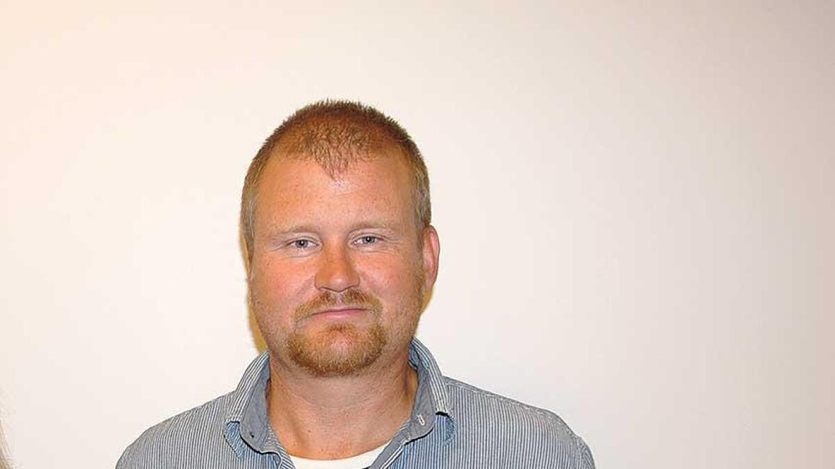 Runar Flåt Granheim er ein av tre representantar frå Setesdalslista i det nye kommunestyret i Bygland.