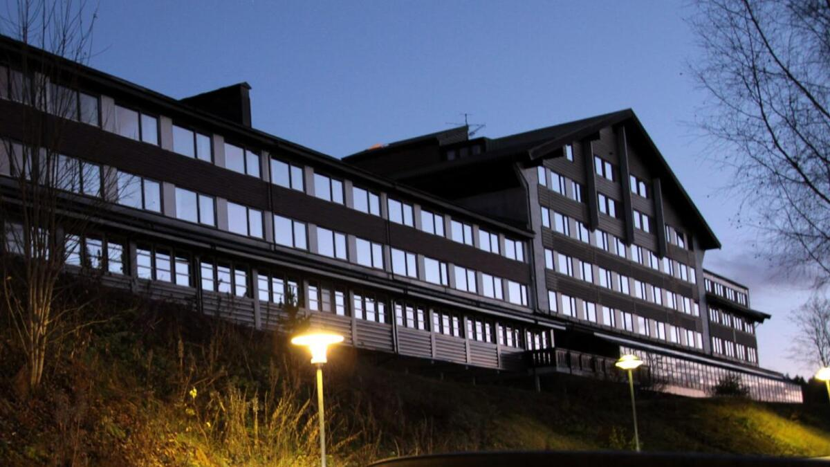 Bolkesjø hotell.