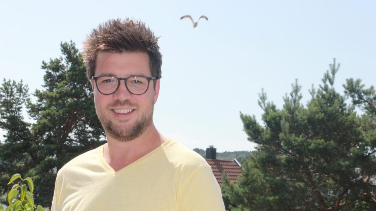 Thomas Jørstad Pettersen bor i Oslo, men er vokst opp med sommershow i Grimstad.