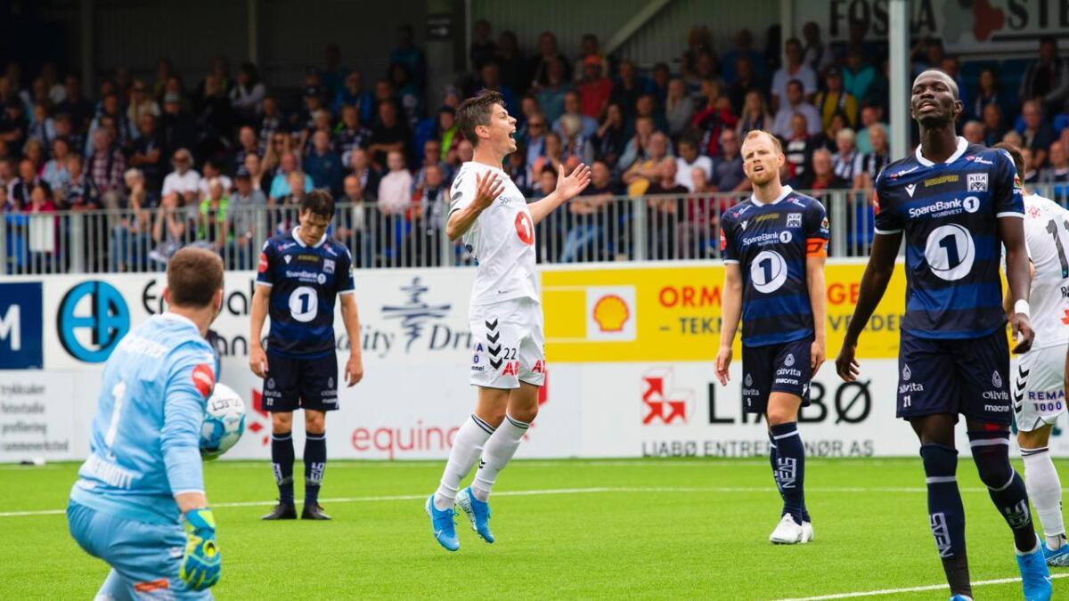 Torgeir Børven scoret igjen.