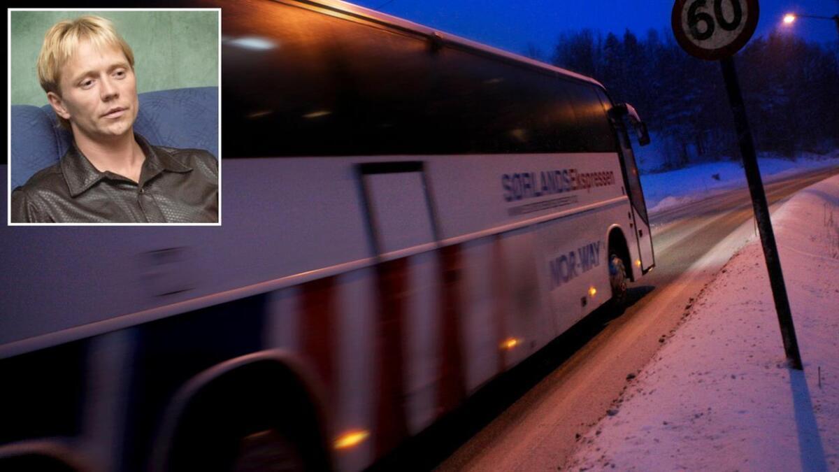 Jim Michael Aas ble aldri funnet etter at han gikk av en buss for på vei hjem til Grimstad. Nå kan han bli erklært død.