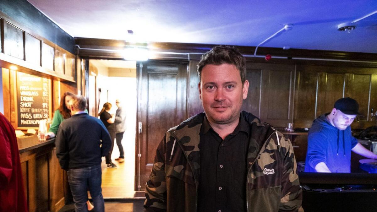 Tomas Bakken i Bypartiet vil fortsette å kjøre hardt på infrastruktur i valgkampen.