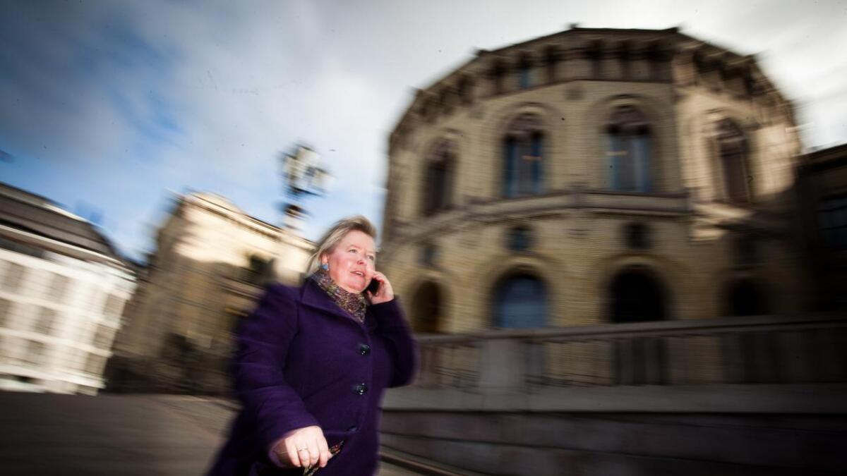 Silje Schei Tveitdal fra Froland sier avtalen som Footprint – der hun jobber – har med Oslo kommune, har et lite omfang og hun har ikke hatt noe med avtalen å gjøre.