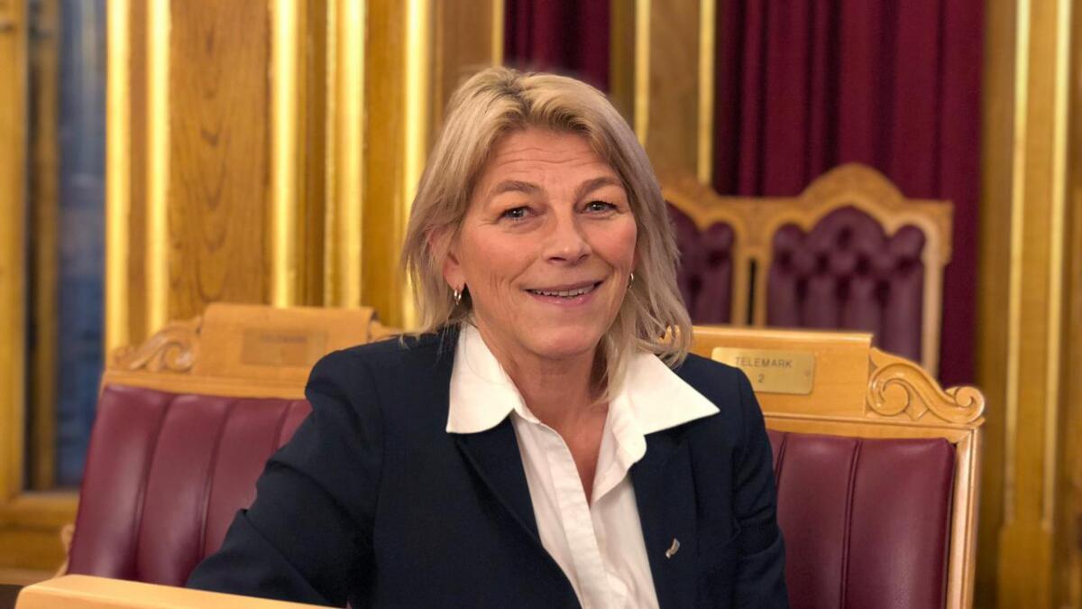 Stortingsrepresentant Solveig Sundbø Abrahamsen (H) frå Telemark meiner regjeringa har levert bra til Vest-Telemark innan samferdsel i statsbudsjettet.