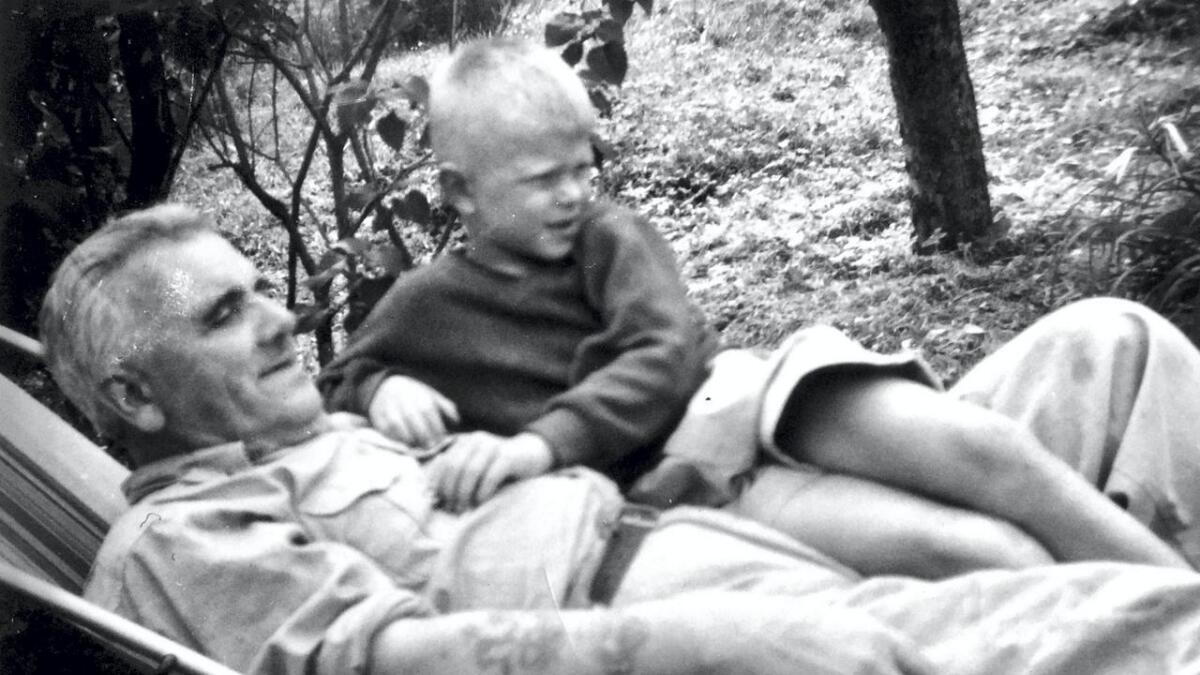 Andreas og Frode Rekve.