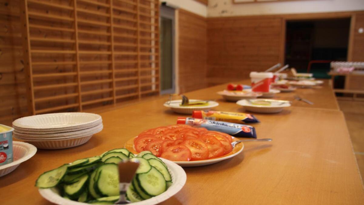 Bjørnafjorden AP ser stor nytteverdi av å innføra gratis lunsj på skulane i vår komande nye kommune.