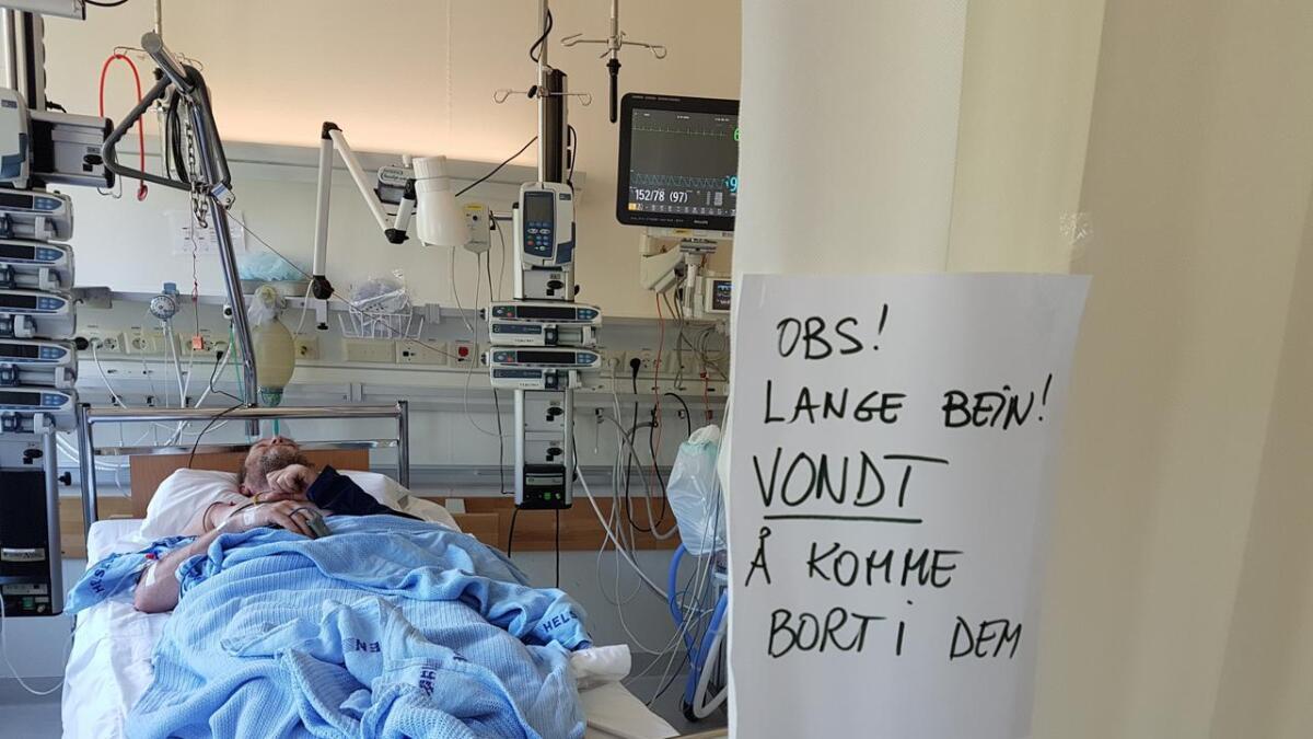 Kurt Inge Dale sliter fortsatt med skader etter et dramatisk sykkelvelt i mai i fjor.