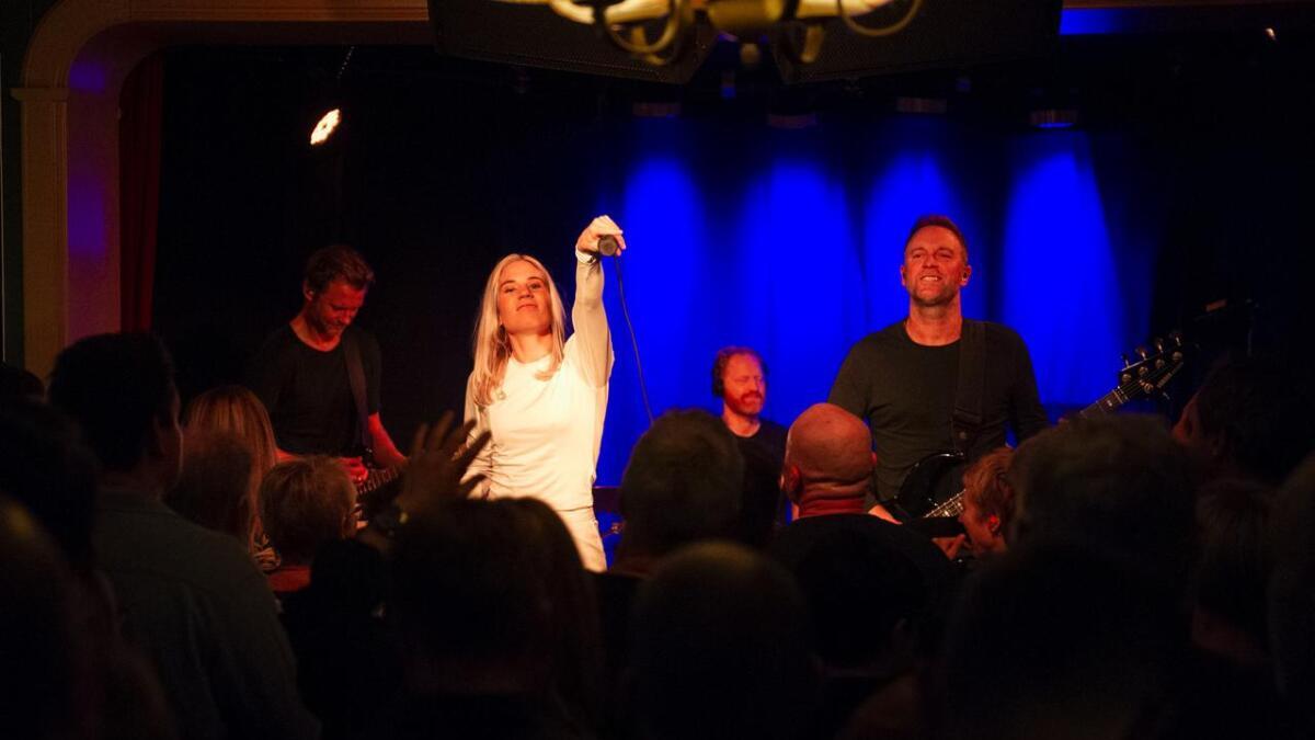 D'Sound på Lundetangen torsdag.