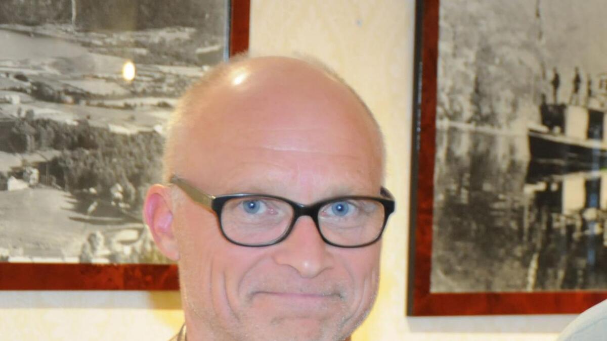 Svein Forberg Liane (V)
