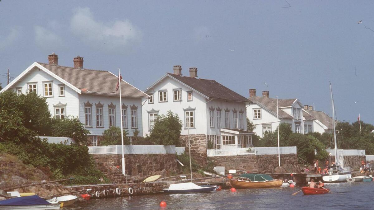Illustrasjonsfoto fra idylliske Lyngør (NTB).