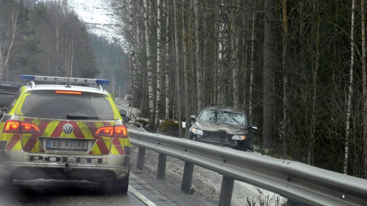 Med mindre pengar, blir det færre folk og lengre tid før politi kan rykke ut til ulykker og liknande.