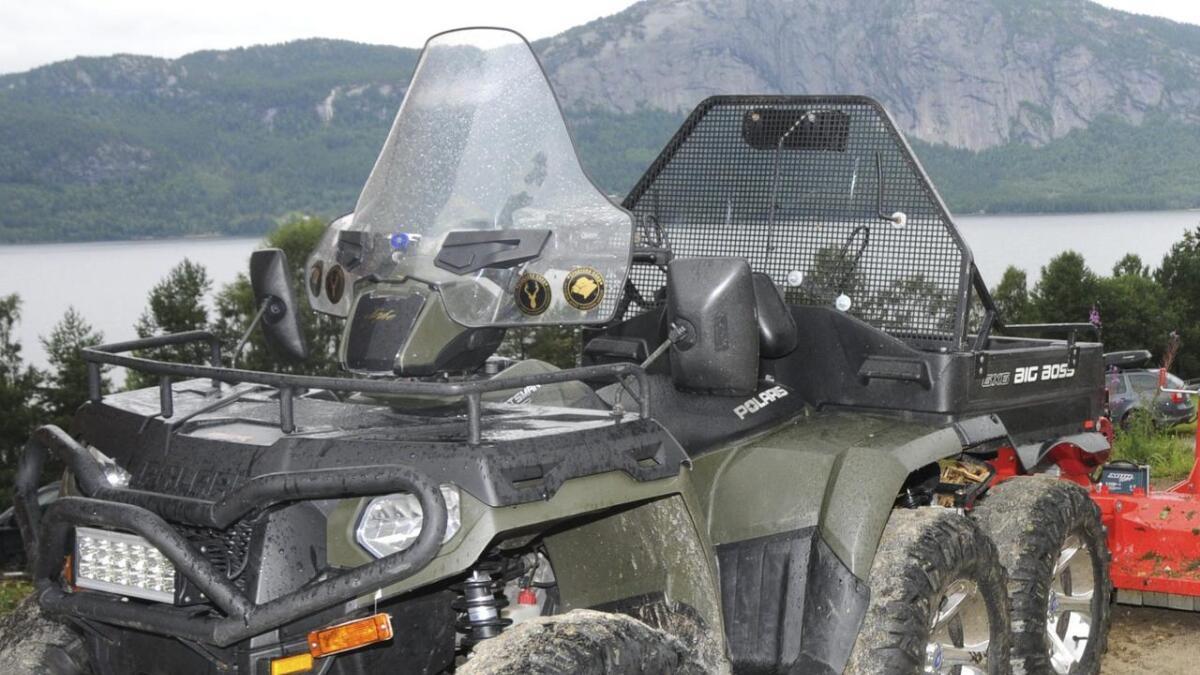 Skulle søkjaren i Vinje likevel få køyre ved med ATV, og når var det tid for å avslutte debatten i plan- og miljøutvalet? Arkiv