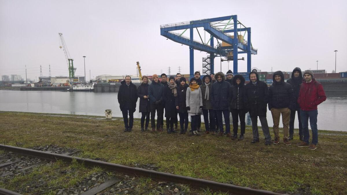 Flagships-prosjektet omfattar ei gruppe leiande industripartnarar, der fire er norske.