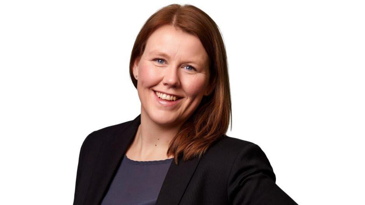 Gro Tvedt Anderssen (44) er ansatt som NFFs nye direktør for kommunikasjon og samfunnskontakt.