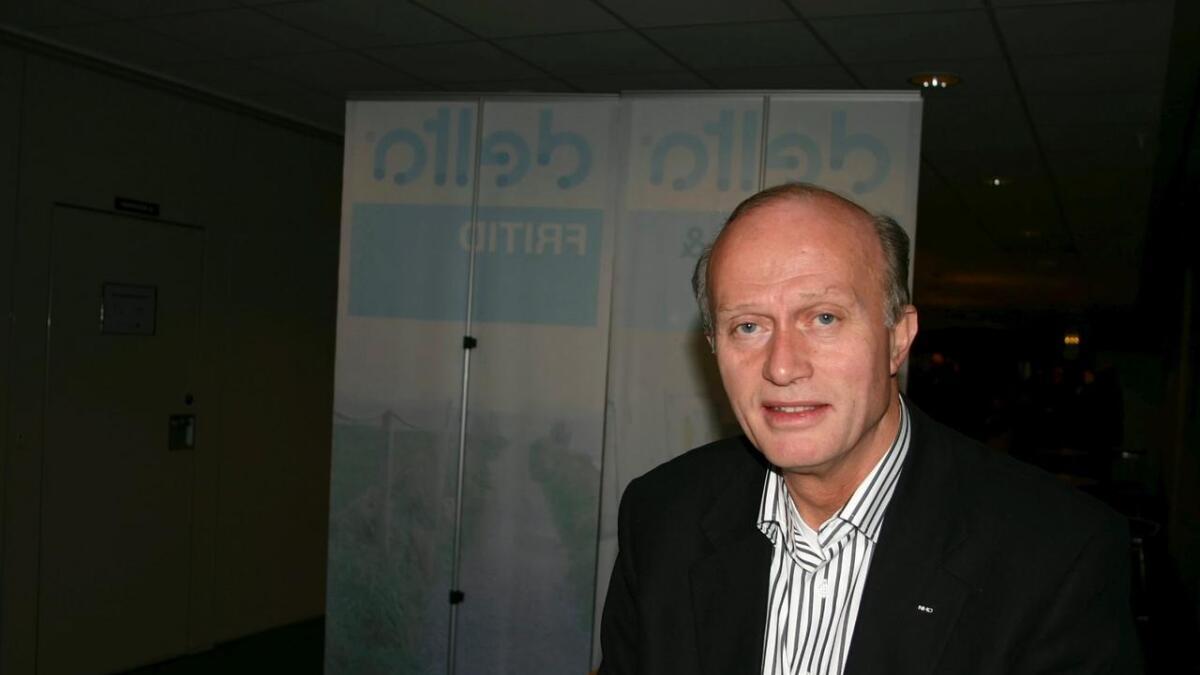 Nikolai Boye  regiondirektør  NHO Telemark