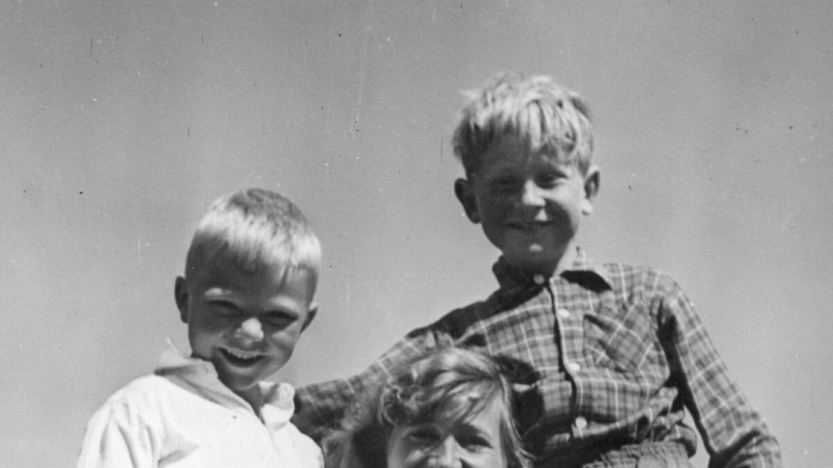 Espen Huldt-Nystrøm, Anne-Cath. og Jo Vestly