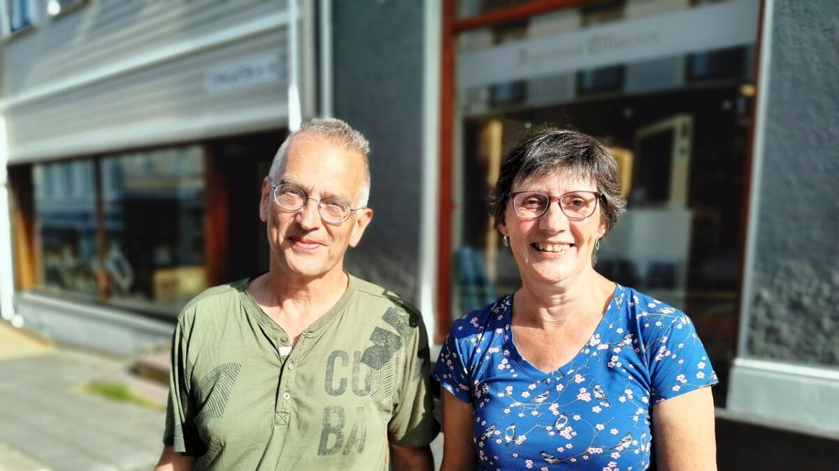Ekteparet Ruud de Jong og Carla Zandvliet fra byen Hilversum i Nederland har vært i Norge ni ganger.