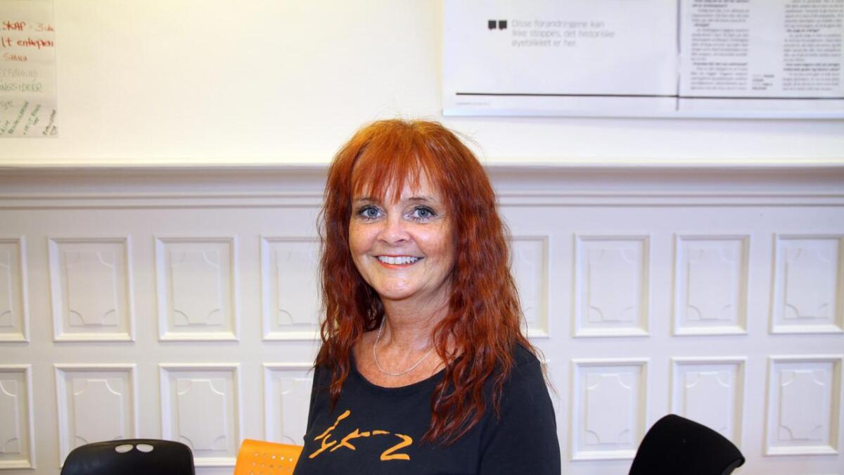 Ingeborg Lykseth er gründeren bak Lyk-z & døtre.