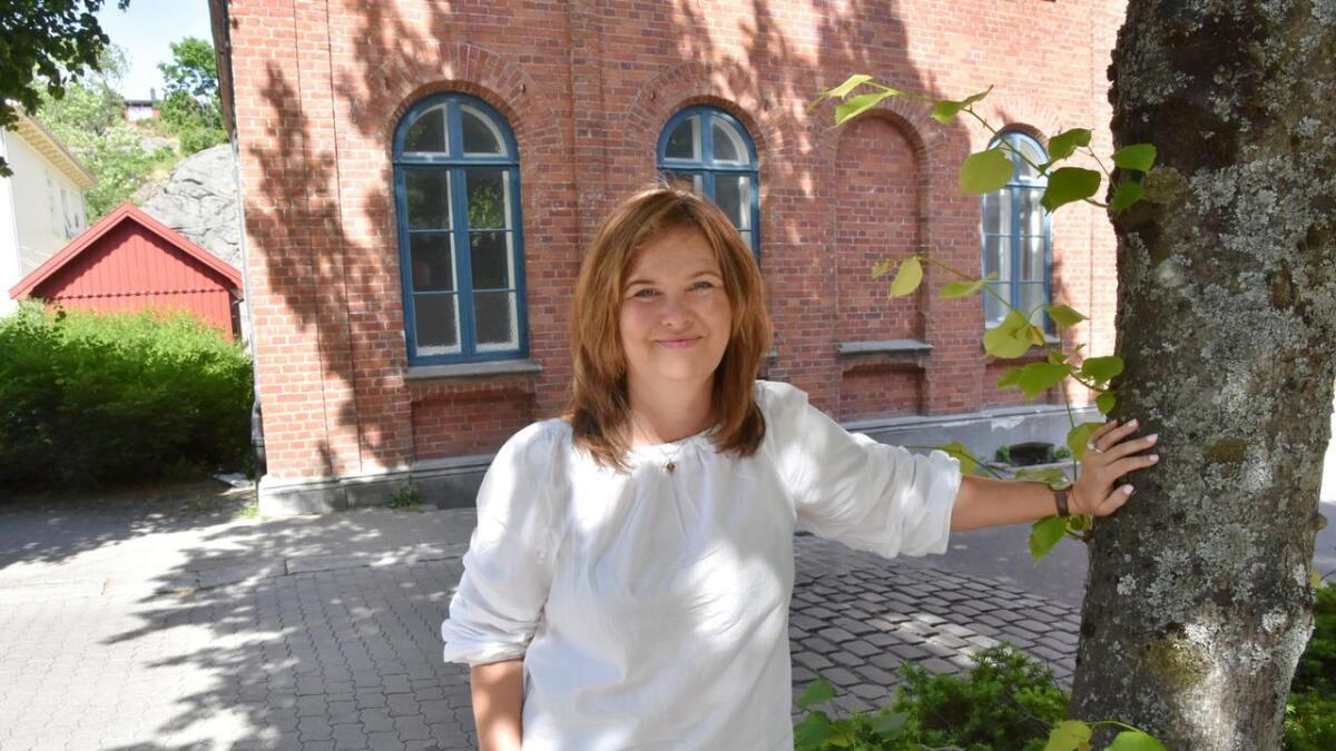 Torborg Igland er fornøyd med årets festival.