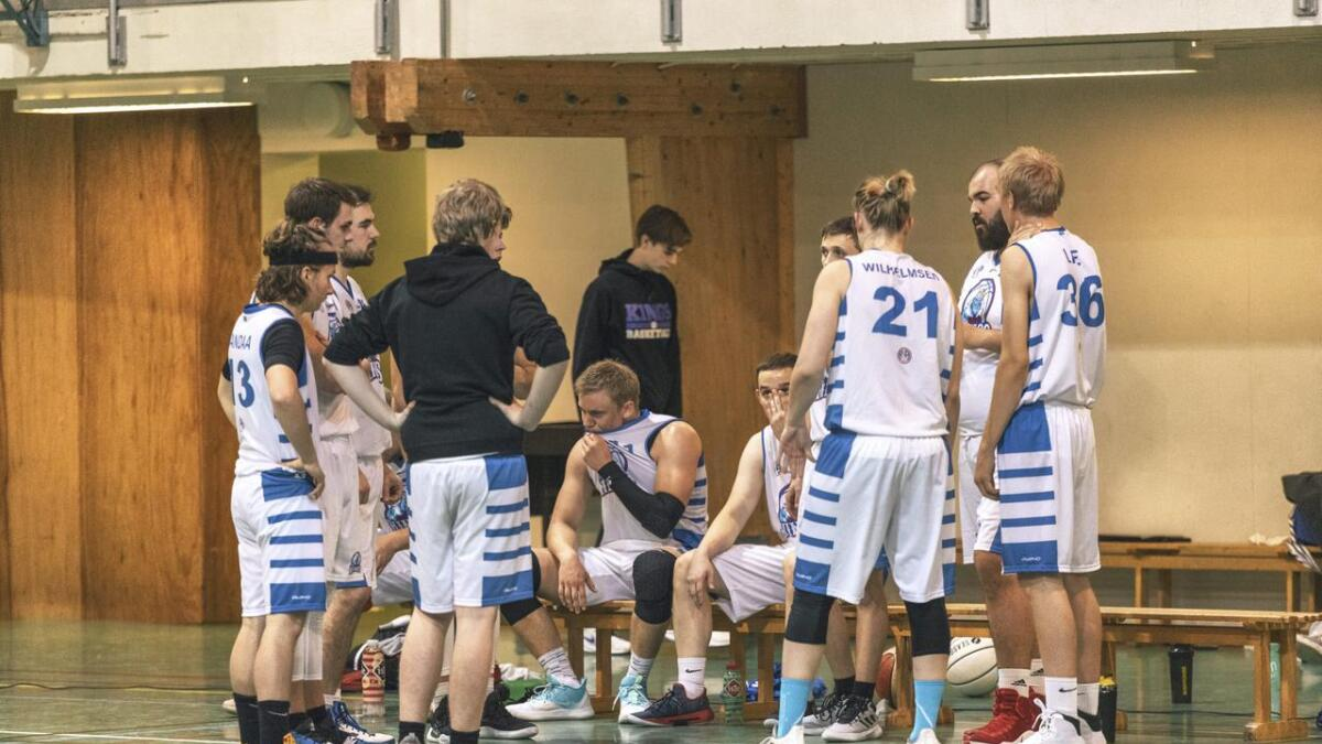 Lørdagens kamp mot Langhus endte i seier for R&Ås basketherrer.